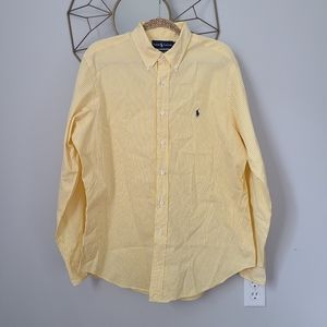 Ralph Lauren striped dress shirt